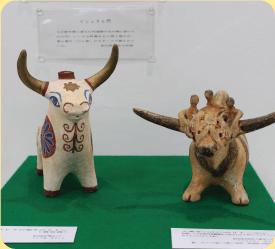 牛の種類と進化,トモエ乳業牛乳博物館,