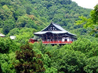 信貴山(しぎさん),奈良,山登り,
