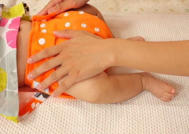 布おむつ,2歳,トイレトレーニング,