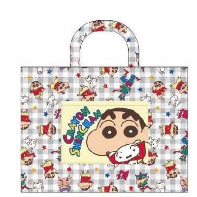 【クレヨンしんちゃん】レッスンバッグの写真,クレヨン,しんちゃん,大好き