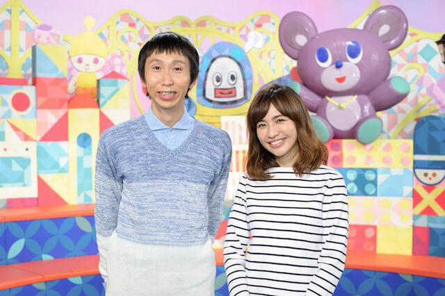 4月からの新MC 山根良顕さんと優木まおみさん,Eテレ,すくすく子育て,司会