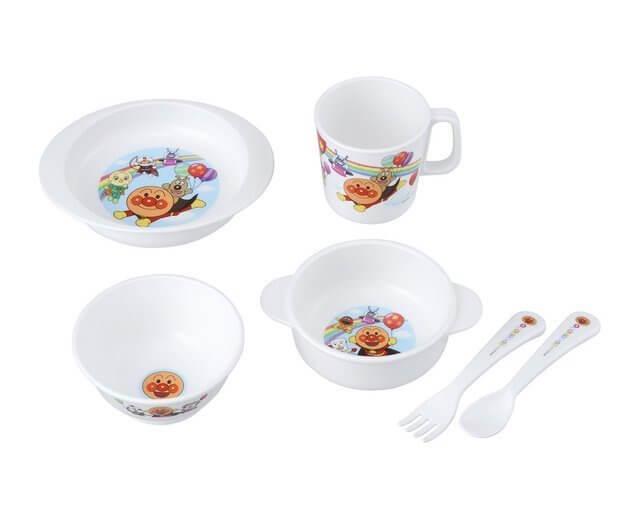 レック アンパンマン ごはん茶碗セット,子ども,食器,おすすめ