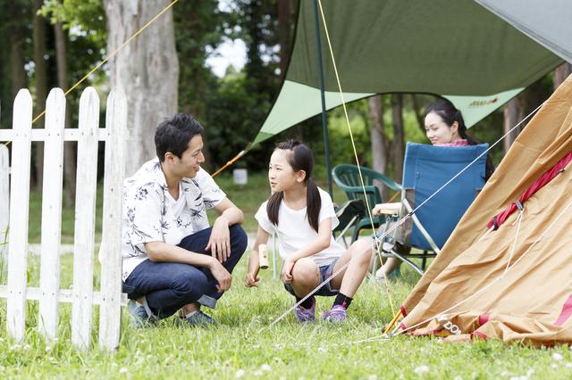 キャンプのイメージ,秩父,彩の国キャンプ村,