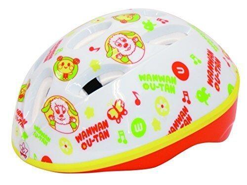 ジョイパレット カブロヘルメットミニ いないいないばぁ 44~50cm 1276 頭の小さいお子様用ヘルメット,いないいないばぁっ,わんわん,ウータン