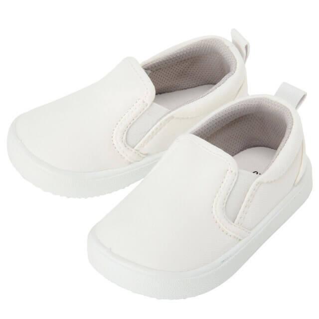 足なじみの良いスリッポンシューズ,無印,靴,