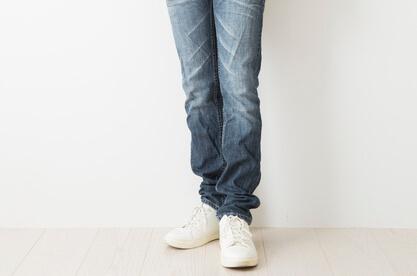 ジーンズと合わせて,無印,靴,