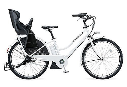 HYDEE.Ⅱ(ブリヂストン),おしゃれ,おすすめ,子供乗せ自転車