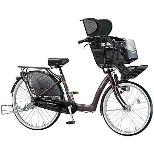 アンジェリーノ(ブリヂストン),おしゃれ,おすすめ,子供乗せ自転車