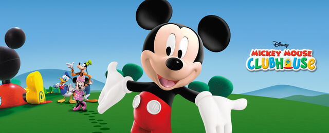 ミッキーマウスクラブハウス,幼児,英語,教育