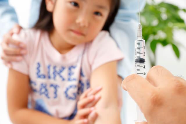 予防接種,小学校,入学前,準備