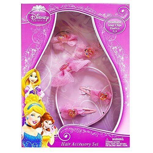 [ディズニー]Disney Princess Hair Accessory Set/ヘアーアクセサリーセット キッズ 子供 おもちゃ,キッズ,ヘアアクセサリー,