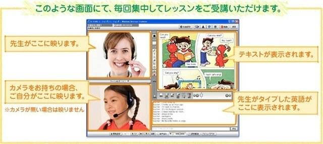 イーオンこどもインターネット英会話,子ども,オンライン,英会話