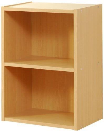 Frama Furniture(フラマファニチャー) 低ホルムアルデヒドカラーボックス 2段 ナチュラル GCB4460NA,おもちゃ,収納,カラーボックス