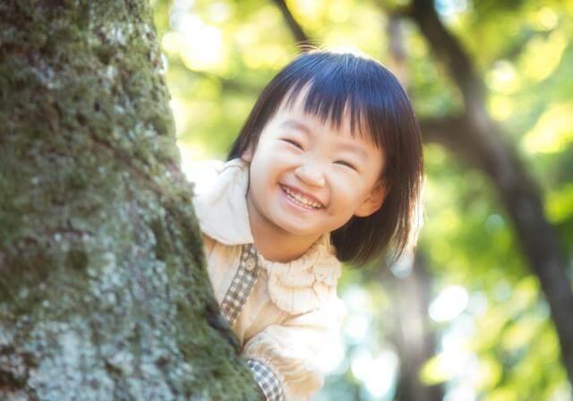 木陰から覗く女の子,アイロンビーズ,セット,おすすめ