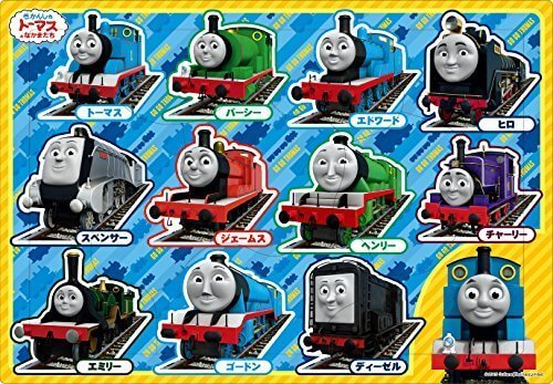 9ピース 子供向けパズル トーマスコレクション ピクチュアパズル,人気,トーマス,おもちゃ