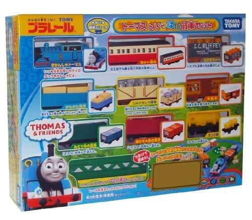プラレール トーマス トーマスといっぱい貨車セット,人気,トーマス,おもちゃ