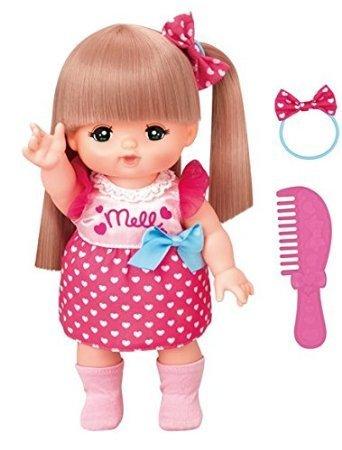 メルちゃん お人形セット おしゃれヘアメルちゃん (NEW),人形,可愛い,おすすめ