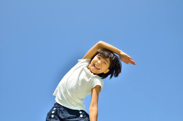 体操する女の子,幼児,スポーツ,おすすめ
