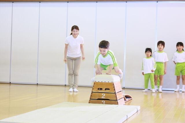 跳び箱,幼児,スポーツ,おすすめ
