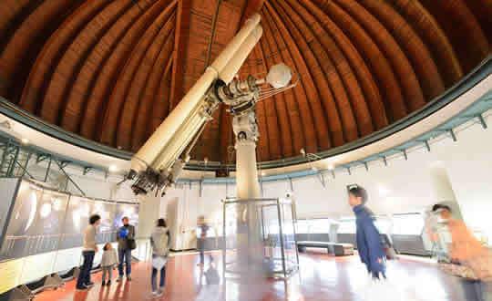 見学ツアー,国立天文台,三鷹,