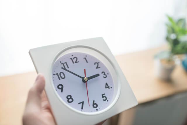時計,ベビーモニター,