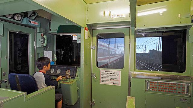 電車のシミュレーション,東武博物館,