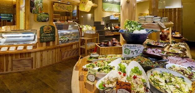 モクモク直営農場レストラン【大阪】,大阪,梅田,ビュッフェ