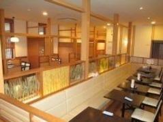 讃州製麺の店内,香川,うどん屋,
