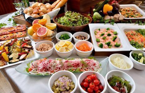 「レストラン アズロマーレ ()」の料理,長崎,子連れ,ランチ