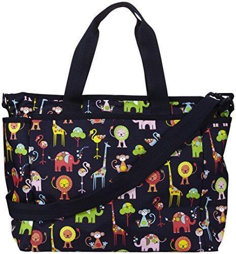 (レスポートサック)LeSportsac Ryan Baby Bag ライアンベビーバッグ マザーズバッグ Zoo Cute ズーキュート [並行輸入品],ママバッグ,人気,