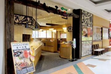 しゃぶ菜 イオンモール川口前川店の外観,西川口,ランチ,おすすめ
