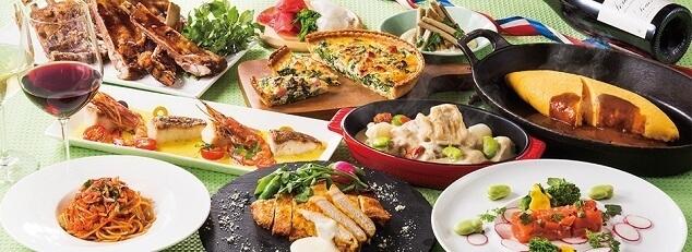レストラン グランサンクの料理イメージ,浦安,ランチ,子連れ