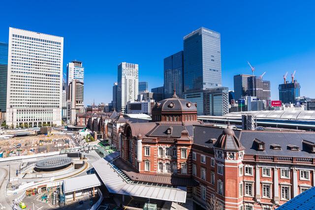 東京駅,おでかけ,子ども,室内施設