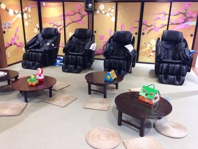 東京こども区 こどもの湯マッサージチェア,おでかけ,子ども,室内施設