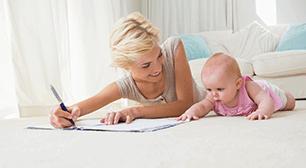 母と娘,ロタウイルス,予防接種,効果