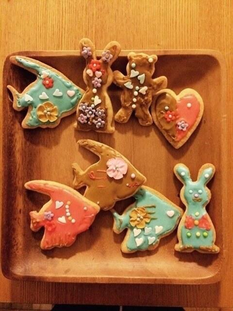 ,アイシングクッキー,簡単,作り方