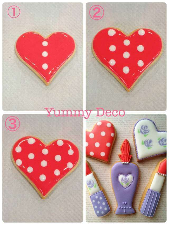 Yummy Deco作アイシングクッキー,アイシングクッキー,人気,レシピ