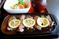 海遊のレモンステーキ,長崎,子連れ,ランチ
