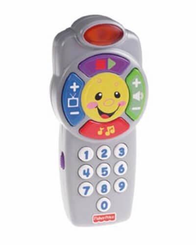フィッシャープライス バイリンガル・リモコン (BCD44),携帯電話,おもちゃ,赤ちゃん