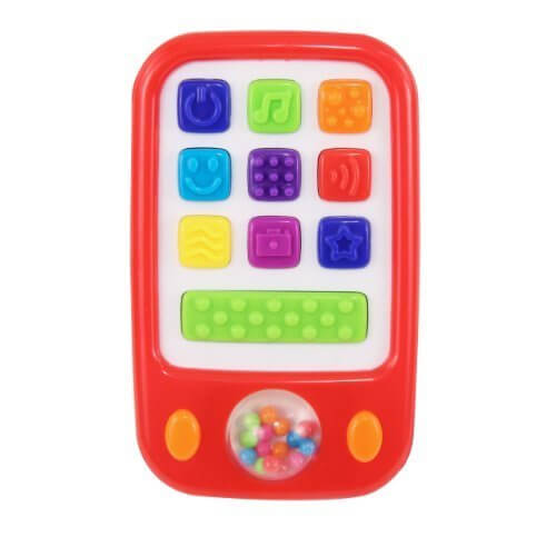 Sassy B&W 【携帯電話おもちゃ】マイ・フォン TYBW80091,携帯電話,おもちゃ,赤ちゃん