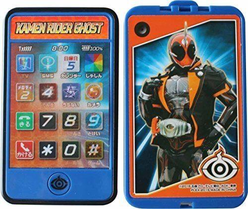 仮面ライダーゴースト おしゃべりタッチフォン 186997,携帯電話,おもちゃ,赤ちゃん