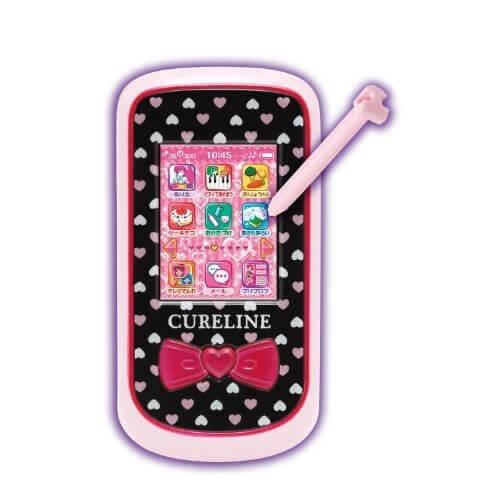 ハピネスチャージプリキュア! キュアライン,携帯電話,おもちゃ,赤ちゃん
