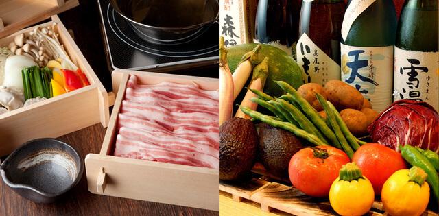 「快食倶楽部 万年」の料理,谷根千,ランチ,