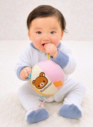 リラックマ タグボール,リラックマ,おもちゃ,赤ちゃん