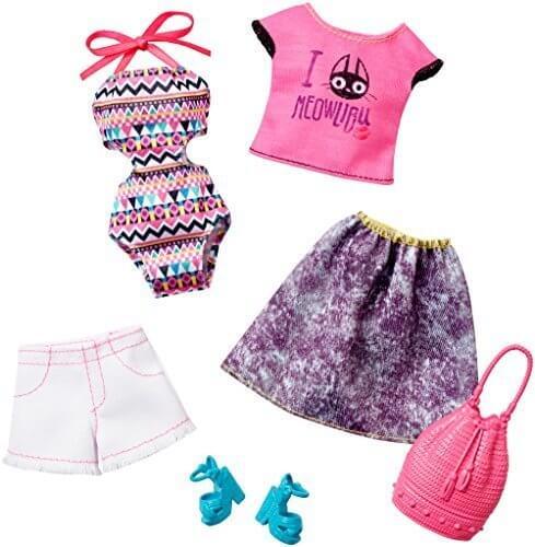 Barbie バービーファションドレス2パックアソート BARBIE FASHION 2 PACK #2(DHB42),バービー,人形,おすすめ