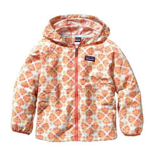 (パタゴニア)patagonia Baby Baggies Jkt 60286 Shells and Stripes: Coral//Orange SSCL 12M,ベビー,ウインドブレーカー,