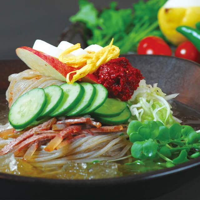 「金達莱(キンタツライ)」の料理,新大久保,ランチ,おすすめ