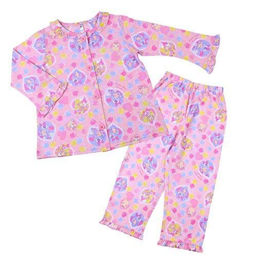 魔法つかいプリキュア 長袖 フリルシャツ パジャマ,キッズ,パジャマ,