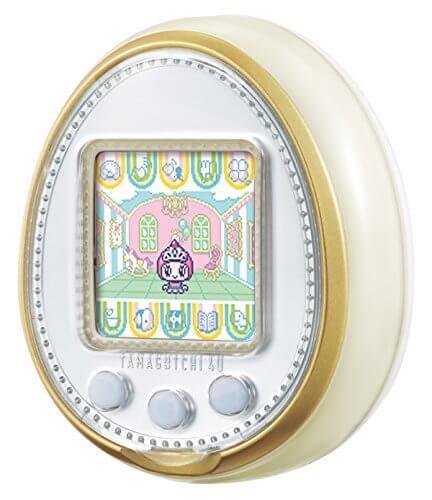 TAMAGOTCHI 4U WHITE (たまごっち 4U ホワイト),電子玩具,男の子,女の子