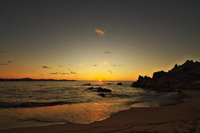 水晶浜,水晶浜,海水浴場,